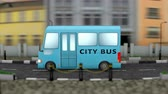 servis : City public bus.