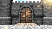 pontes : Medieval castle, background, story, build.