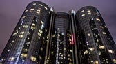 Голливуд : Time lapse shot of the St Bonaventure Hotel in downtown Los Angeles