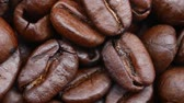 рамка : coffee beans close up