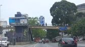эскалатор : Driving On The Main Road In The City Of Sao Paulo - Front Angle II