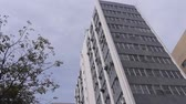 buidling : Sao Paulo - Building In City From Moving Car - Side Angle