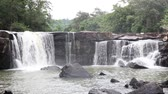 brook : Tat Ton Waterfall at Tat Ton National Park in Chaiyaphum, Thailand