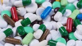 medicamentos : A lot of different medicine pills and capsules