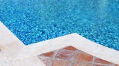mosaico : Edge of swimming pool