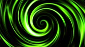 kaydırma : Endless spinning Revolving Spiral. Seamless looping footage. Abstract helix with plasma effect.