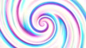 transform : Endless spinning Revolving Spiral. Seamless looping footage. Abstract helix.