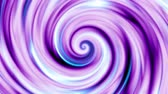 kaydırma : Endless spinning Revolving Spiral. Seamless looping footage. Abstract helix.