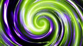 tekercs : Endless spinning Revolving Spiral. Seamless looping footage. Abstract helix with plasma effect.