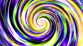tolva : Endless spinning Revolving Spiral. Seamless looping footage. Abstract helix with plasma effect.