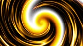 spirál : Endless spinning futuristic Spiral. Seamless looping footage. Abstract helix.