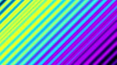 反映する : Abstract animated blur soft background. diagonal lines. Looping footage.