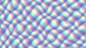 плед : Transforming abstract background. Plaid wavy animated background. Looping footage.