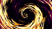 tekercs : Endless spinning Revolving Spiral. Seamless looping footage. Abstract helix.