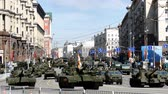 haki : MOSCOW - May 09, 2015. Parade in honor of Second World War Victory Day on May 9.
