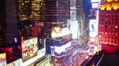 chodec : Time lapse of Times Square at night