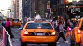 rápido : New York yellow cab