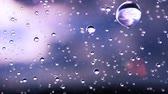 etkileri : Beautiful rain drops frozen in time. Loopable