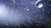 animated : Beautiful rain drops frozen in time. Loopable