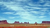 Monument Valley, time lapse