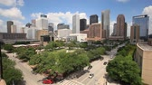 semt : Houston downtown. Texas, United States of America