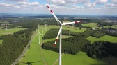 Wind turbines generators for sustainable and clean energy