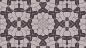 módní : Kaleidoscope seamless loop sequence mandala patterns abstract multicolored motion graphics background. Ideal for yoga, clubs, shows Dostupné videozáznamy