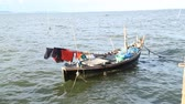 Fishing boat. Stock Footage