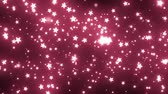 atravessar : Particles pass through particles through the Stock Footage