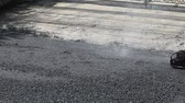 Repair of road