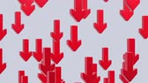 Arrows. Looping. Alpha channel.