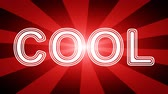 принимать : Cool icon in red abstract background with rays. Looping footage with Prores 4444 and 4K resolution.