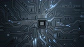 rede : Motherboard Circuit Background