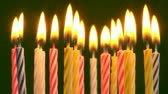 burn : birthday candles