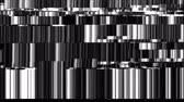 VHS Analog Abstract Digital Animation. Old TV. Glitch Error Video Damage. Signal Noise. System error. Unique Design. Bad signal. Digital TV Noise flickers. No signal. Black and white stripes