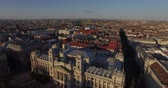 anlamlı : Budapest Museum of Ethnography, Hungary AERIAL The grandiose Neo-Renaissance palace that houses the Museum of Ethnography was built between 1893 and 1896 for the Supreme Court.