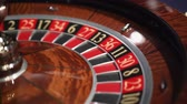 roleta : Roulette in the casino spins and white ball