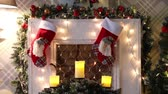 harisnya : Christmas and New Year interior decoration