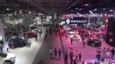 renault : Moscow International Automobile Salon 2018 in Russia