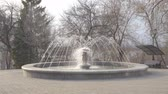 spurt : Water Fountain in the park