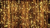 csillog : Gold Particles Background