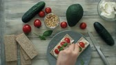 feta : Cooking Healthy Veggie Sandwiches