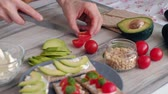 фета : Cooking Healthy Veggie Sandwiches