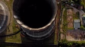 CHP pipes. aerial survey