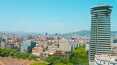 establishing shot : Establishing shot - Barcelona