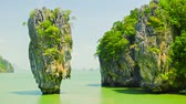 exotikou : Video 1920x1080 - James Bond island (Ko Tapu). Phang Nga. Thailand