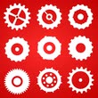 cog : Cogs And Gears Spinning Icons
