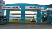 christchurch : International Antarctic Centre. Its significant tourist attraction and the Centre is home to the New Zealand, United States and Italian Antarctic Programmes