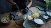 schneebesen : Dough for cake