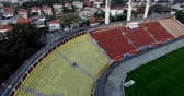 муниципальный : Pacaembu Stadium Sao Paulo Brazil   Video made day 06272016  Name: Municipal Paulo Machado de Carvalho stadium Filming with drone